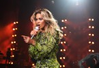 Beyonce lors de sa tournée internationale The Mrs. Carter Show