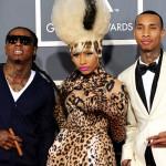 Nicki Minaj collabore avec Lil Wayne et Tyga dans Senile