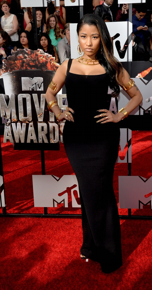 Nicki-Minaj-MTV-Movie-Awards-2014-4