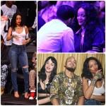 Rihanna et Katy Perry renouent les liens lors d'une soirée new-yorkaise