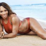 Serena Williams est à la une de Fitness Magazine