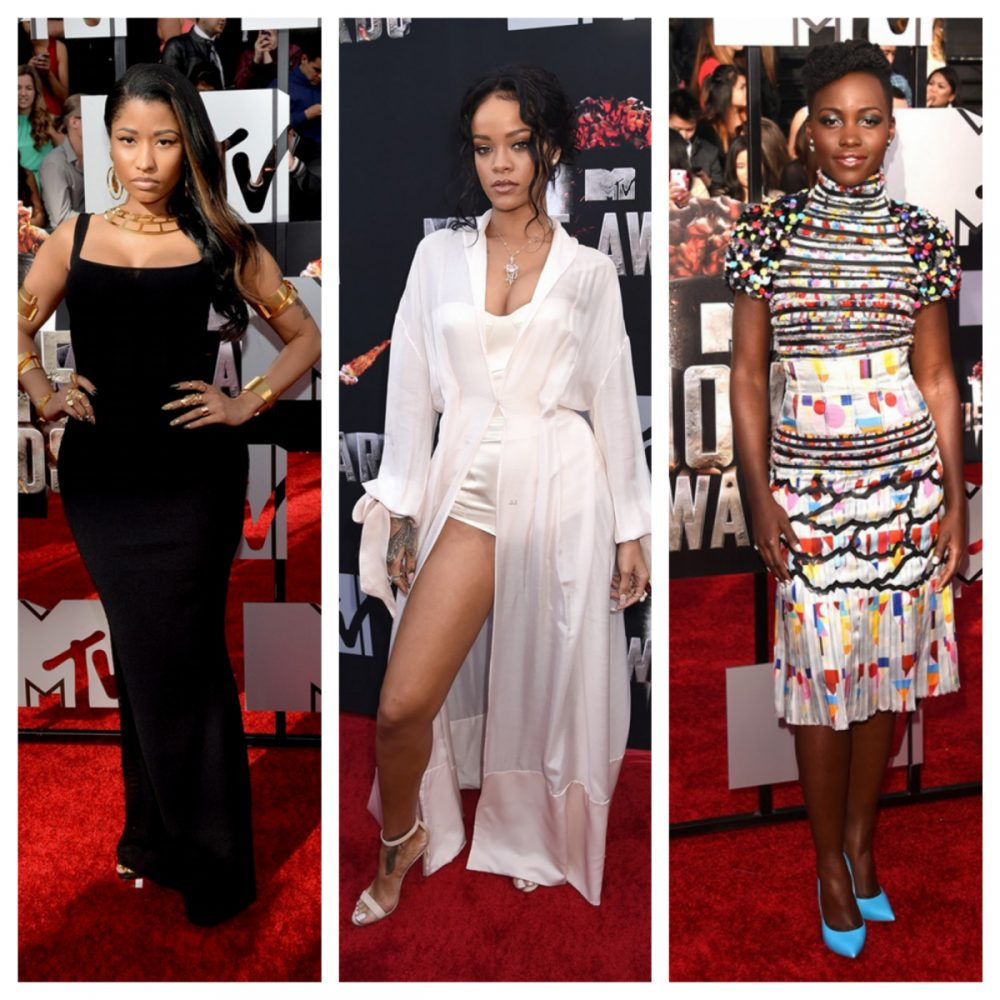 lupita-nyongo--nicki-minaj-rihanna-mtv-movie-awards-2014