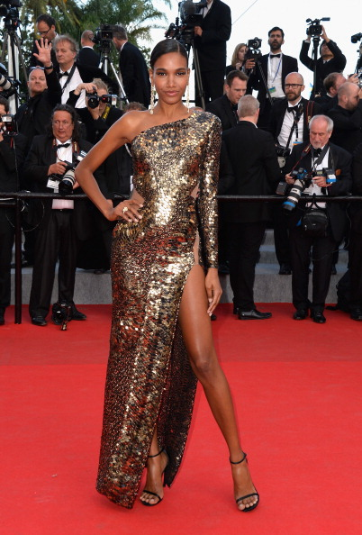 "Arlenis Sosa avant première de ""Two Days, One Night"" au Festival de Cannes 2014"