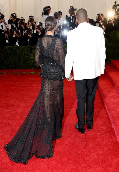 Jay-Z et Beyonce-Knowles-Met-Gala
