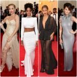 Rihanna, Beyonce, Lupita Nyong'o, Kim Kardashian au Met Ball 2014