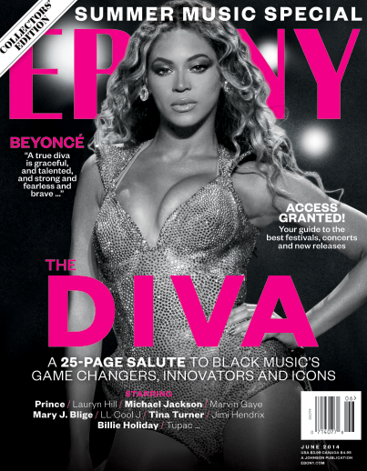 Ebony-Beyonce