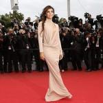 Eva Longoria en mode chair au Festival de Cannes 2014