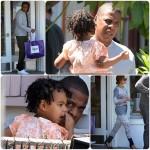 Jay-Z et Beyonce passent du temps avec leur fille Blue Ivy