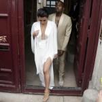 Kim Kardashian et Kanye West se sont dit OUI à Florence
