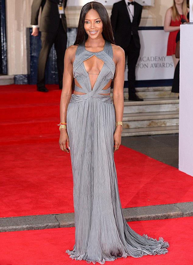 Naomi-Campbell-BAFTA-2014