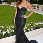 Nicole Scherzinger splendide au gala annuel amfAR avec Lewis Hamilton