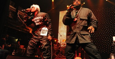 Outkast - Adult Swim Upfront Party 2014
