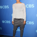 Halle Berry était rayonnante lors des CBS Upfront 2014
