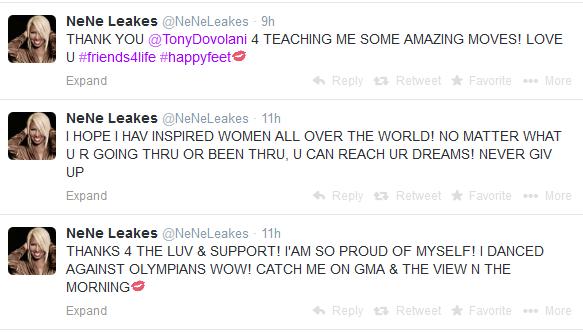 nene-leakes-tweet