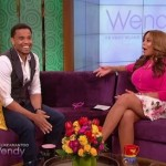 Michael Ealy invité de Wendy Williams