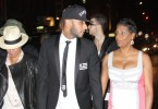 Alicia-Keys-Swizz-Beat-et-sa-maman-Carmelo-Bday