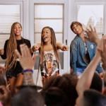 Beyonce, Kelly Rowland et Michelle Williams tournent le clip vidéo de Say Yes
