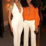 Beyonce tout en blanc pour l'anniversaire de Chime For Change