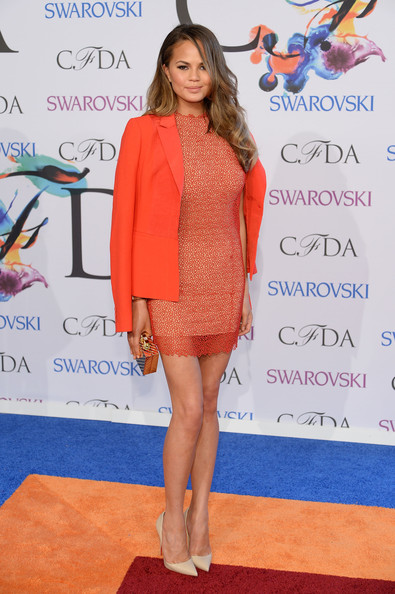 Chrissy-Teigen-CFDA-Fashion-Awards-2014