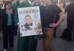 Christopher Wallace Jr graduation