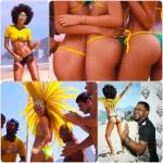 Maxwell est séduit par les filles du Brésil
