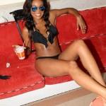Gabrielle Union fait la fête au Beach Club