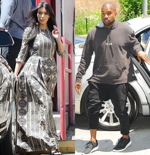 Kim-Kanye-Los-Angeles