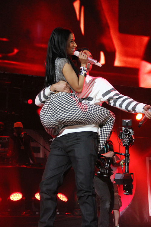 Nicki-Minaj-Drake-Hot-97