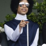 Prince est arrivé comme un prince à Roland Garros