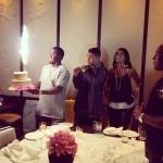 Diddy et son ex Kim Porter célèbrent les 23 ans de leur fils