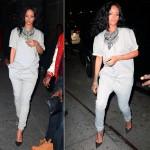 Rihanna fricoterait avec Future alors qu'il vient d'avoir un bébé avec Ciara