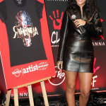 Rihanna lance une collection limitée de Tee-Shirt avec Hard Rock Cafe