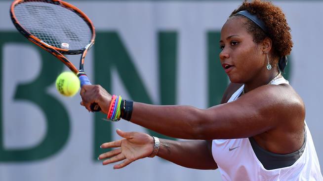 Taylor Townsend-Roland-Garros-2014