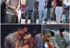 Chris Brown célèbre sa sortie de prison à Beverly Hills