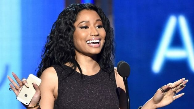 Nicki Minaj aux BET Awards 2014
