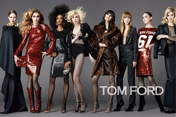 Yaya Dacosta Tom Ford