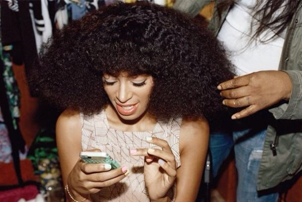 Solange Knowles pour Vulture