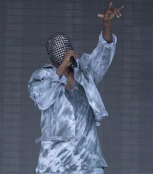 Kanye West Londres