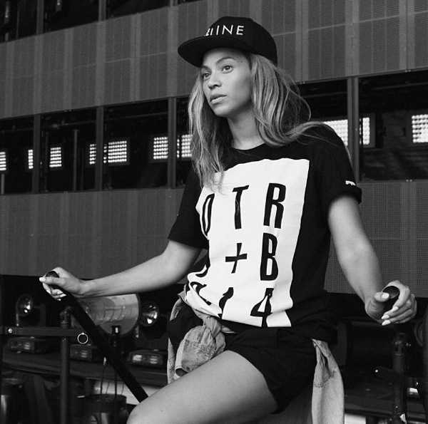 Beyonce Fifty Shades of Grey