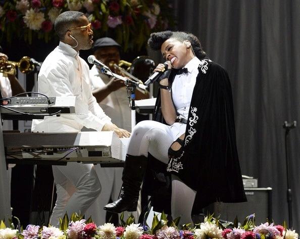 Janelle Monae au Grammy Musuem