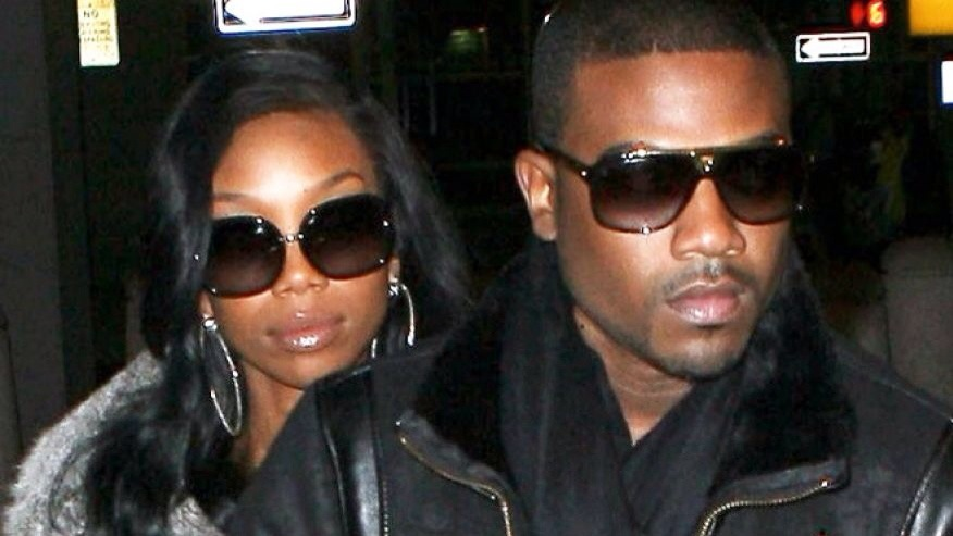 Ray J et sa soeur Brandy Norwood
