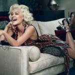 Rita Ora toute sexy pour Roberto Cavalli