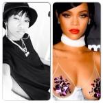 Melissa Ford souffre du fait que Rihanna courtise des hommes à gauche à droite