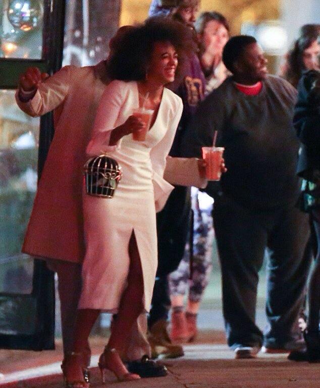 Solange Knowles Et Alan Ferguson New Orleans