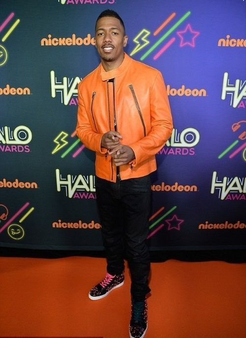 Nick Cannon Nickelodeon HALO Awards 2014