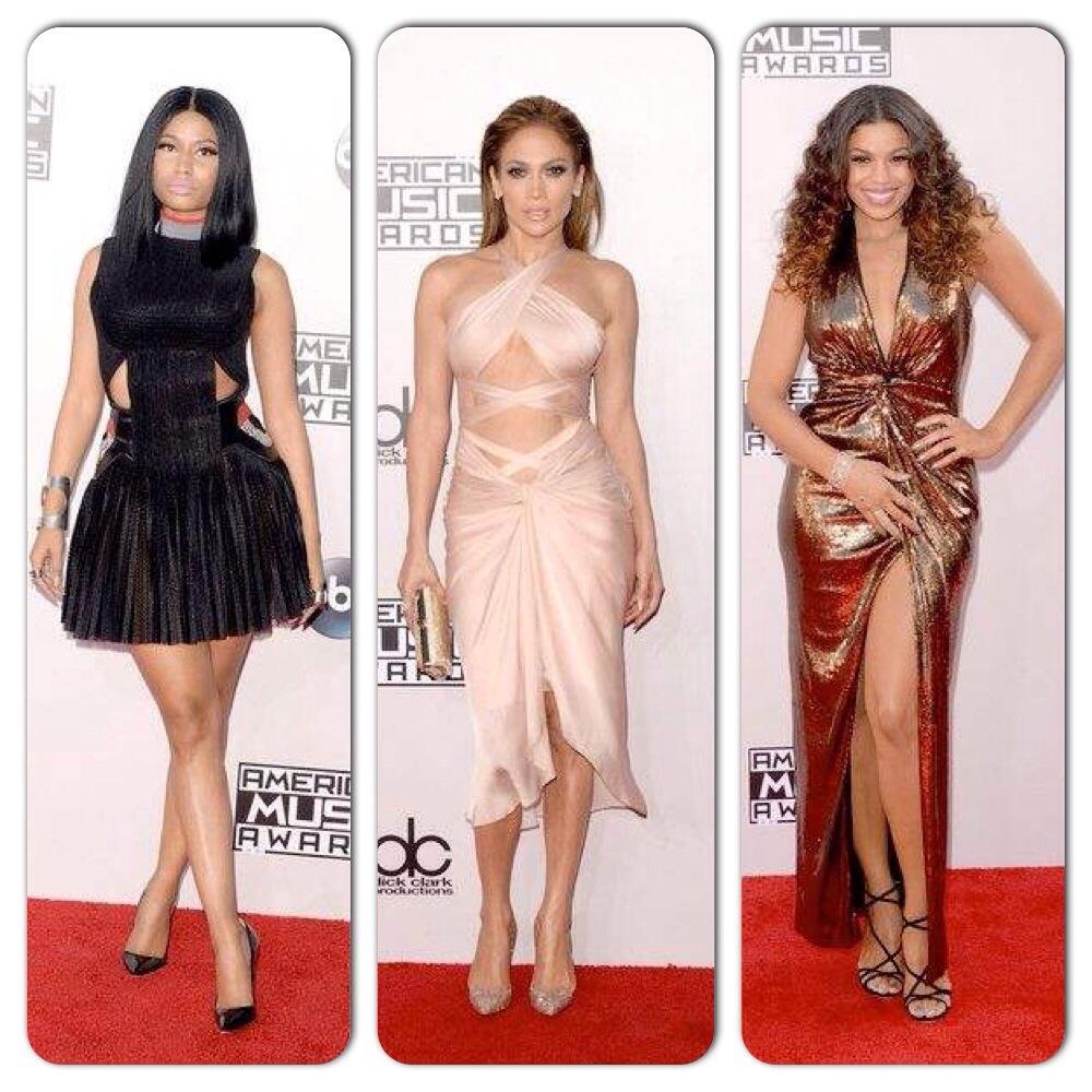 Nicki Minaj, Jennifer Lopez et d'autres aux AMA Awards 2014