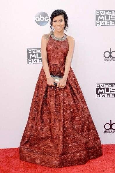 Jhene Aiko AMA Awards 2014