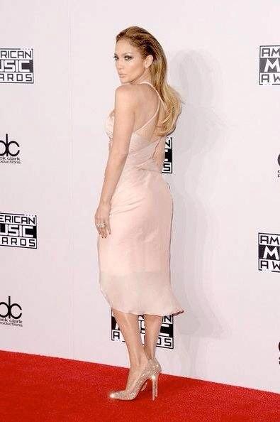 Jennifer Lopez AMA Awards 2014