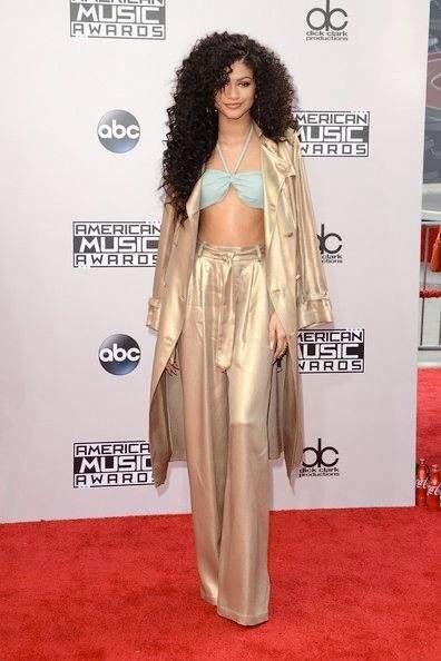 Zendaya Coleman AMA Awards 2014