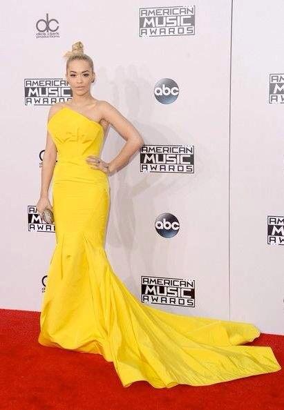 Rita Ora AMA Awards 2014